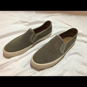Frye Camille Perforated Slip-On Size 7